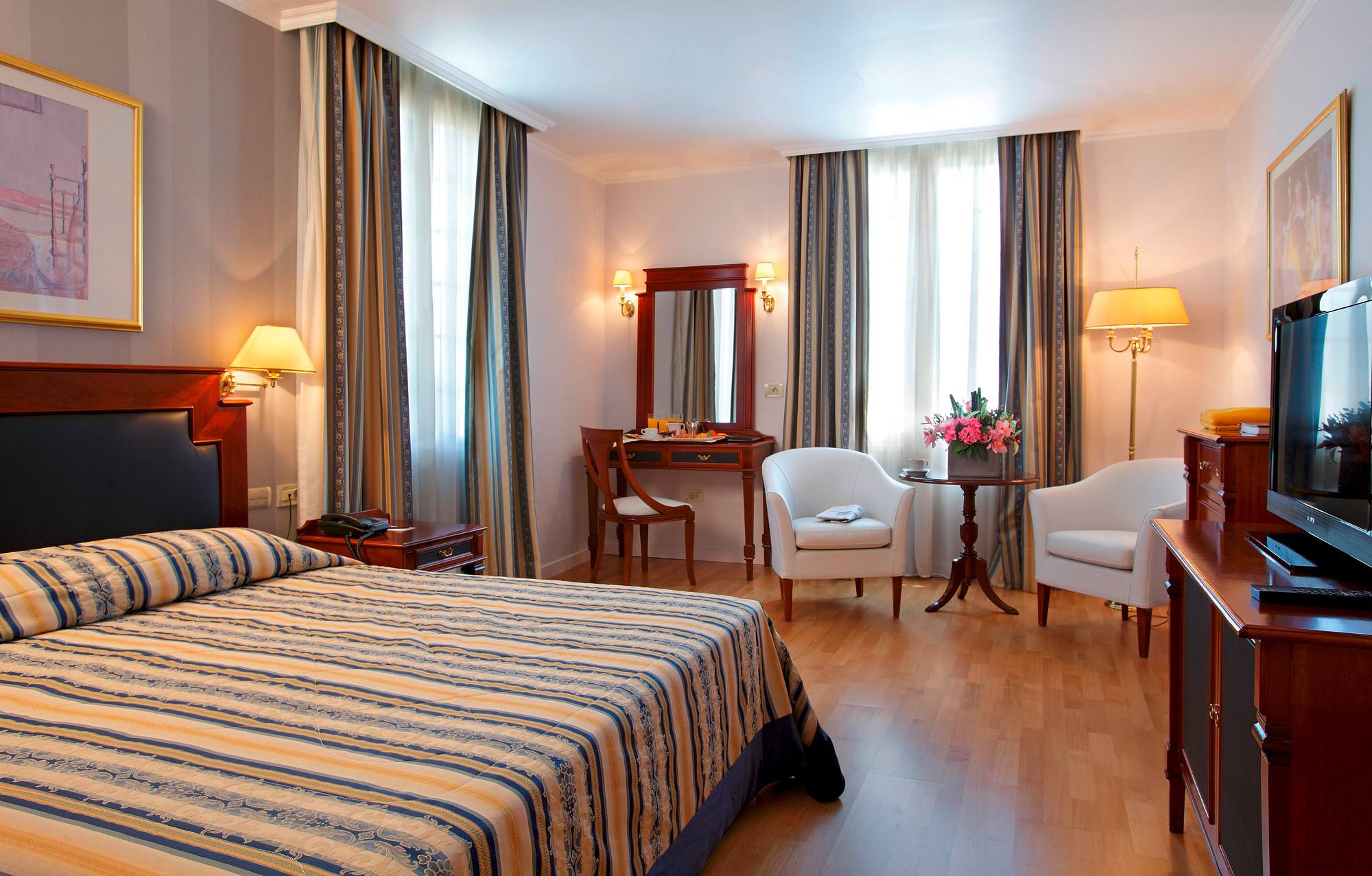 Theoxenia Palace Guest Room
