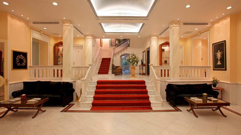 Theoxenia Palace Lobby