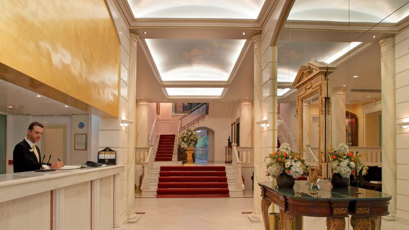 Theoxenia Palace Reception
