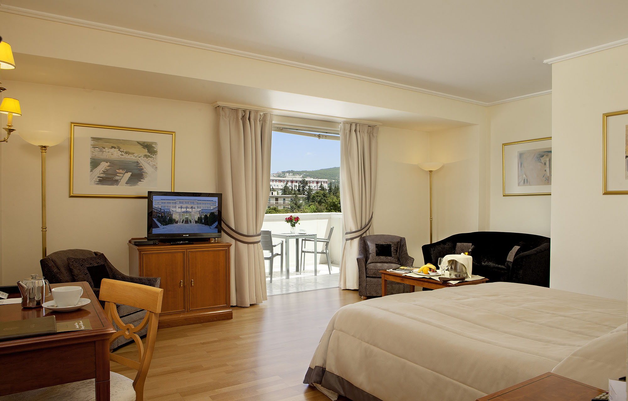 Theoxenia Palace Deluxe Rooms
