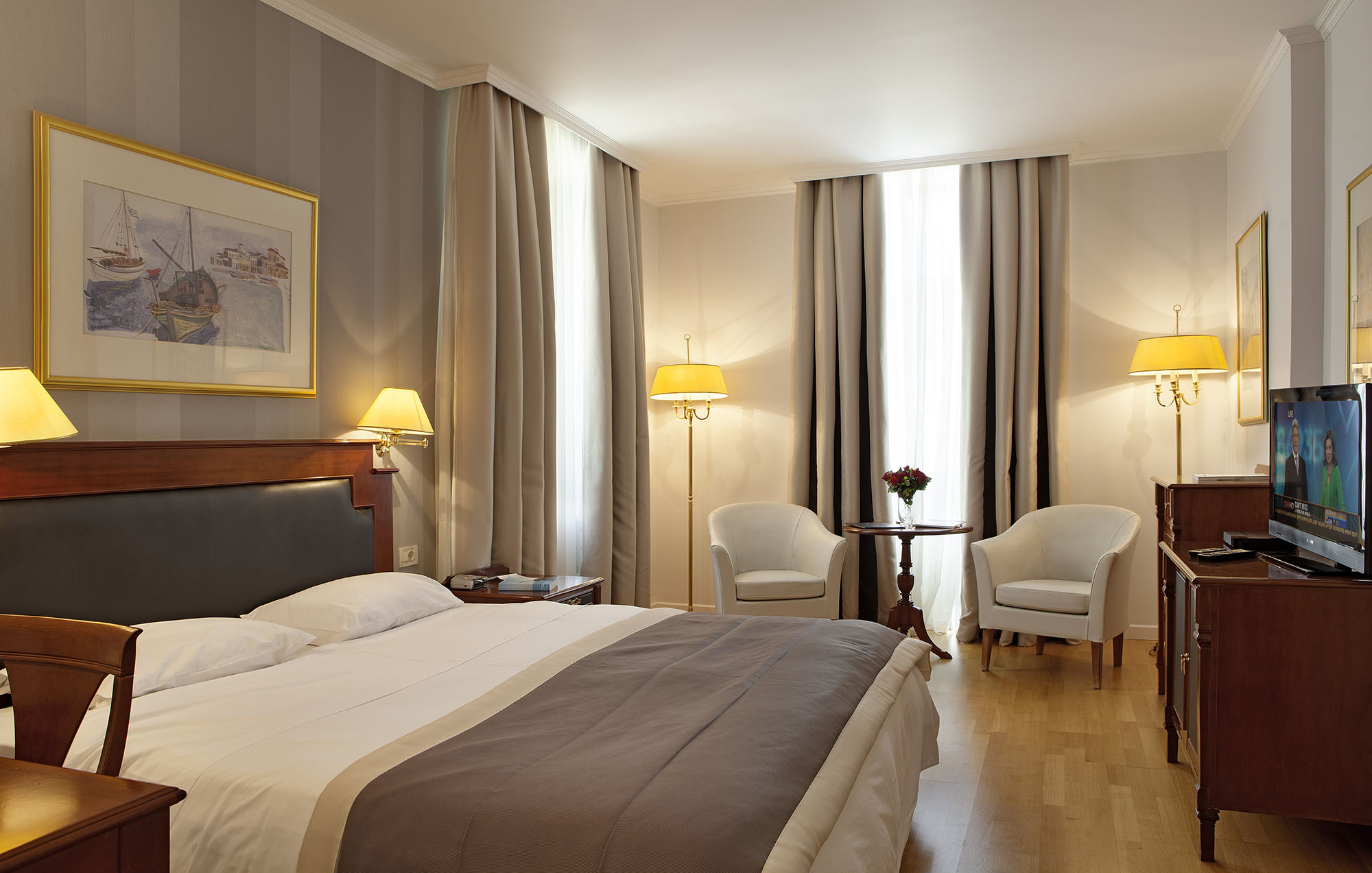 Theoxenia Palace Guest Rooms